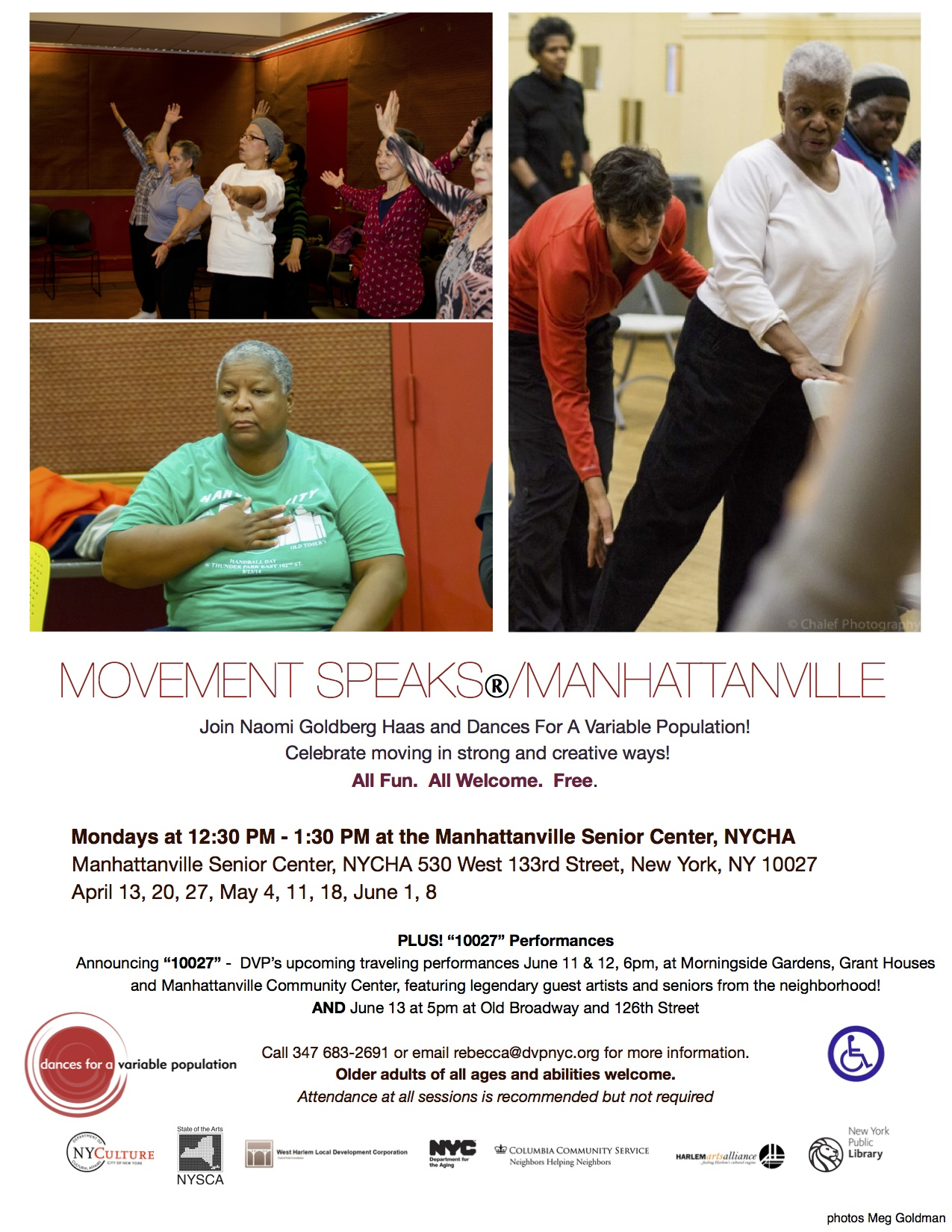 Manhattanville Flyer 2015